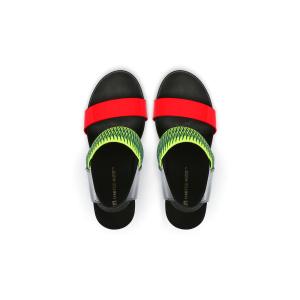 Eamz Raiko Neon Red + Disco + Lime