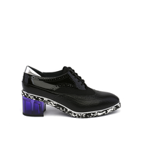 Brogue Black + Marble