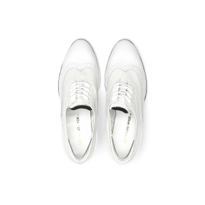 Brogue White + Marble