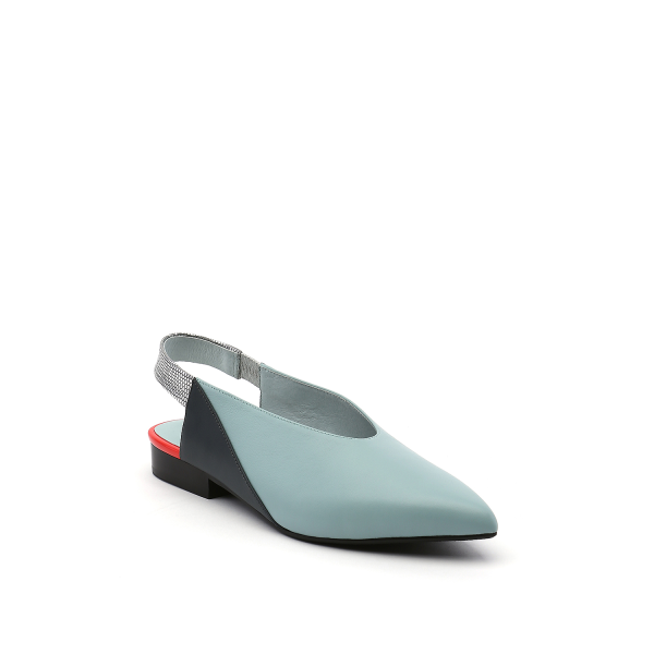 Delta Slingback Ice fire