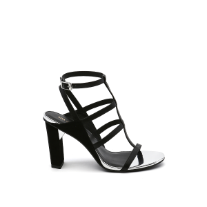 Luxor Sandal Hi Black Mix