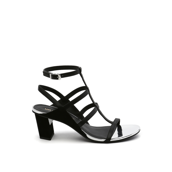 Luxor Sandal Mid Black Mix