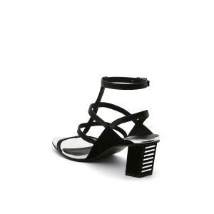 Luxor Sandal Mid Black Mix