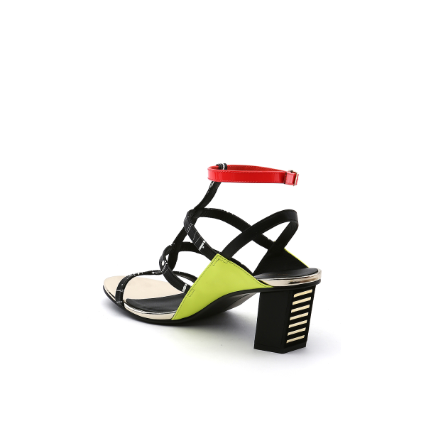Luxor Sandal Mid Cyber Mix