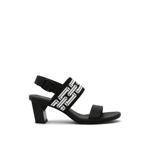 Pop Sandal Mid Black