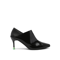 Square Pump Mid Black