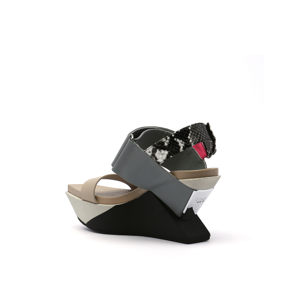 Delta Wedge Sandal Future
