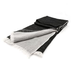 Schal dunkelgrau