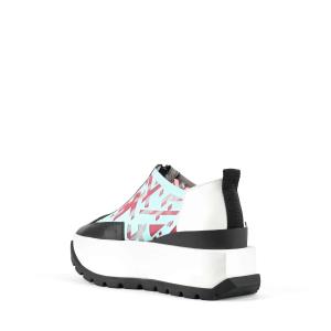 Rasa  Roko  Wedge Platform Sneaker Lift